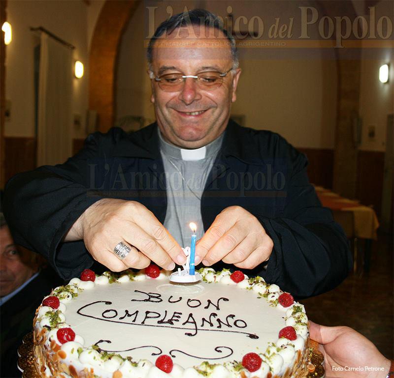 Buon Compleanno Don Franco